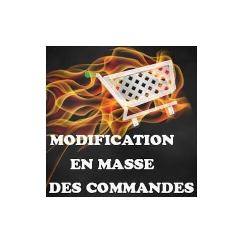 Module Prestashop de Mise à jour en masse du statut des commandes