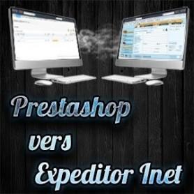 Module Prestashop pour Expeditor Inet Version Complète avec Suivi des colis